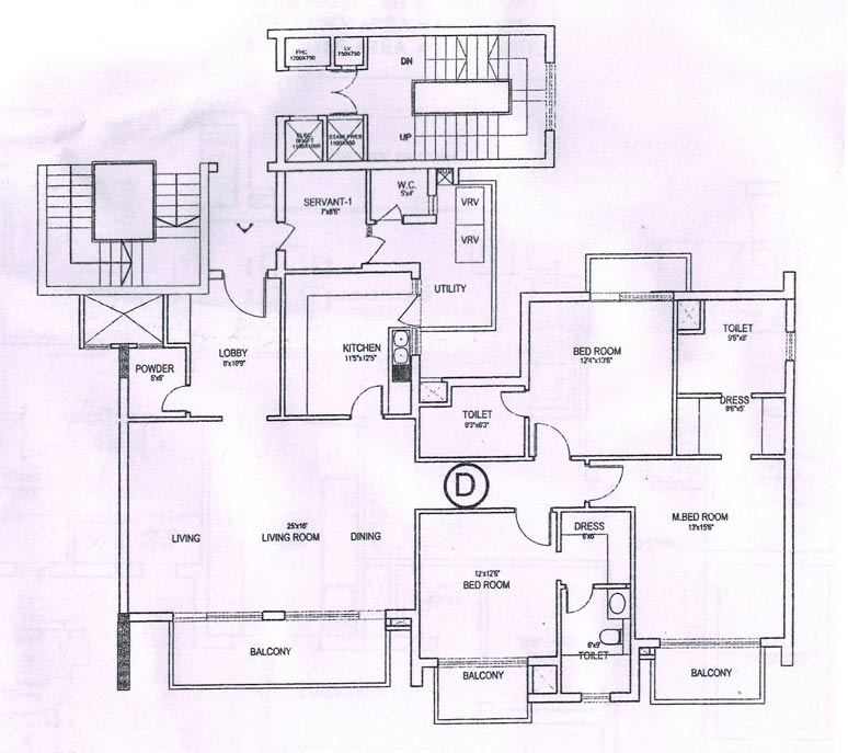 Central park 2 belgravia ii central park ii sector 48 for 2600 sq ft house plans